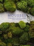 Ulrica Nordstrom - Mousse - Forêts, jardins et plantations en pots.