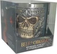 Guillaume Marinette - Coffret Beer is coming - Les apéros à partager avec 1 gros mug.