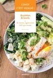 Emilie Franzo - Lundi c'est veggie ! Assiettes & Bowls.