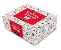 Jean André - La Boîte de jeu Violente viande - 150 questions et défis pour sauver vos soirées de merde.