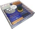 Larousse - Coffret kit d'entretien du parfait barbu - Le manuel de style pour mec barbu avec des accessoires.