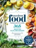 Marabout - Food l'indispensable de la cuisine - 365 recettes au fil des saisons.