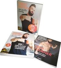 Thibault Geoffray - Mes recettes healthy - Le livre de recettes + le livret 1 mois fatburner.