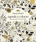 Johanna Basford - Agenda à colorier - Septembre 2019 - Décembre 2020.