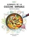 EXKi et Valéry Guédes - Almanach de la cuisine durable Exki.