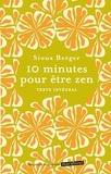 Sioux Berger - 10 min pour être zen - Mini-collector.