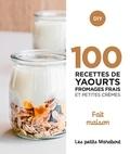 Marabout - 100 recettes yaourts fromages frais et petites crèmes - Fait maison.