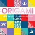Séverine Prélat - Origami Fleurs - Pour réaliser 500 pliages.
