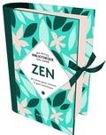 Stéphanie Bouvet - Zen - 30 cartes pour trouver la paix intérieure.