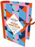 Marabout - Yoga minceur - 30 cartes pour mettre en harmonie corps et esprit.
