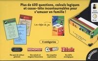 Trivial Pursuit, Monopoly, Risk, Cluedo  Edition 2021