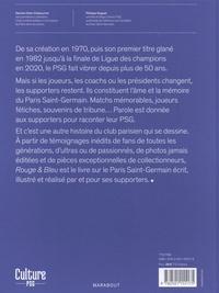 Rouge & Bleu. PSG 50 ans d'histoire racontés par ses supporters