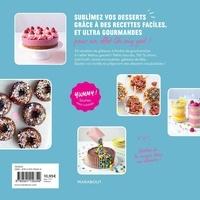 Gâteaux Oh my god !. 50 recettes à tomber pour impressionner vos amis