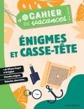 Marabout - Le cahier de vacances pour adultes Enigmes et casse-tête.