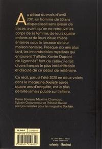 Xavier Dupont de Ligonnès. L'enquête