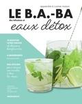 Ilona Chovancova - Le B.A.-BA de la cuisine - Eaux détox.