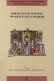 Claire Angotti et Monica Brînzei - Portraits de maîtres offerts à Olga Weijers.