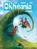 Eric Corbeyran et Alice Picard - Okhéania Tome 1 : Le Tsunami.