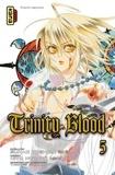 Sunao Yoshida et Kiyo Kyujyo - Trinity Blood Tome 5 : .