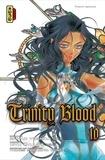 Sunao Yoshida et Kiyo Kyujyo - Trinity Blood Tome 10 : .