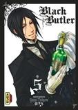 Yana Toboso - Black Butler Tome 5 : .