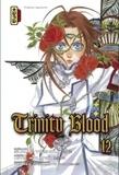 Kiyo Kyujyo et Sunao Yoshida - Trinity Blood Tome 12 : .