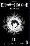 Tsugumi Ohba et Takeshi Obata - Death Note Tome 3 : Black Edition.