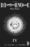 Tsugumi Ohba et Takeshi Obata - Death Note Tome 4 : Black Edition.