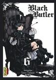 Yana Toboso - Black Butler Tome 6 : .
