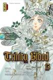 Kiyo Kyujyo et Sunao Yoshida - Trinity Blood Tome 15 : .