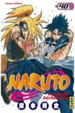 Masashi Kishimoto - Naruto Tome 40 : .