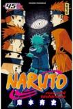 Masashi Kishimoto - Naruto Tome 45 : Konoha, théâtre de guerre !!.