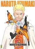 Masashi Kishimoto - Artbook Naruto Uzumaki.