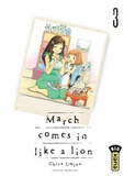 Chica Umino - March comes in like a lion Tome 3 : .