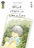 Chica Umino - March comes in like a lion Tome 5 : .