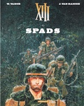 William Vance et Jean Van Hamme - XIII Tome 4 : Spads.