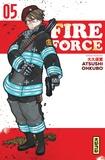 Atsushi Okubo - Fire Force Tome 5 : .