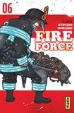 Atsushi Okubo - Fire Force Tome 6 : .