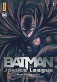 Shiori Teshirogi - Batman & the Justice League Tome 1 : .