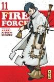 Atsushi Okubo - Fire Force Tome 11 : .