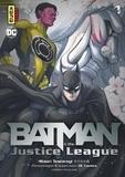Shiori Teshirogi - Batman & the Justice League Tome 4 : .