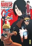 Kishimoto Masashi - Naruto The Animation Chronicle.