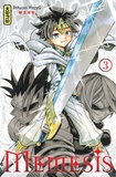 Takuya Yagyû - Memesis Tome 3 : .