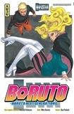Masashi Kishimoto et Ukyô Kodachi - Boruto - Naruto Next Generations Tome 8 : .