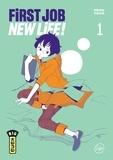 Yokô Nemu - First Job New Life ! Tome 1 : .