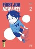 Yoko Nemu - First Job New Life ! Tome 2 : .