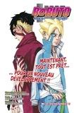 Mikio Ikemoto et Masashi Kishimoto - Boruto - Naruto next generations - Chapitre 34.
