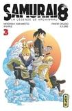 Masashi Kishimoto et Akira Okubo - Samurai 8, la légende de Hachimaru Tome 3 : .