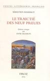 Sébastien Mamerot - Le Traictié des Neuf Preues.