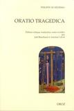 Philippe de Mézières - Oratio tragedica.
